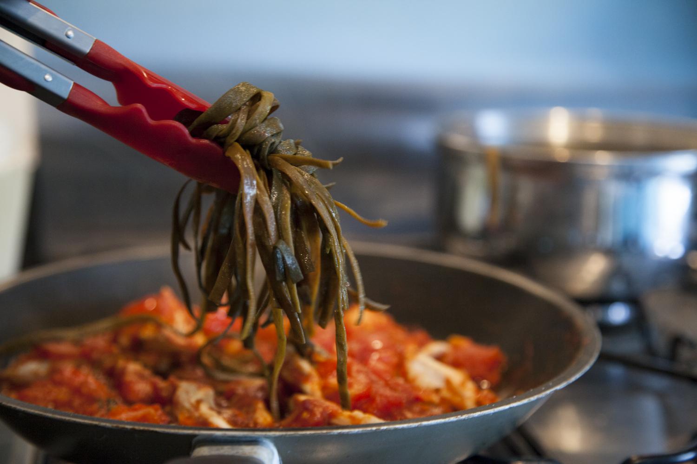 I seamore pasta recipe