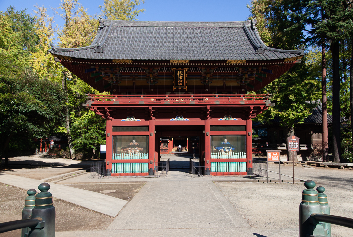 Nezu Shrine (根津神社