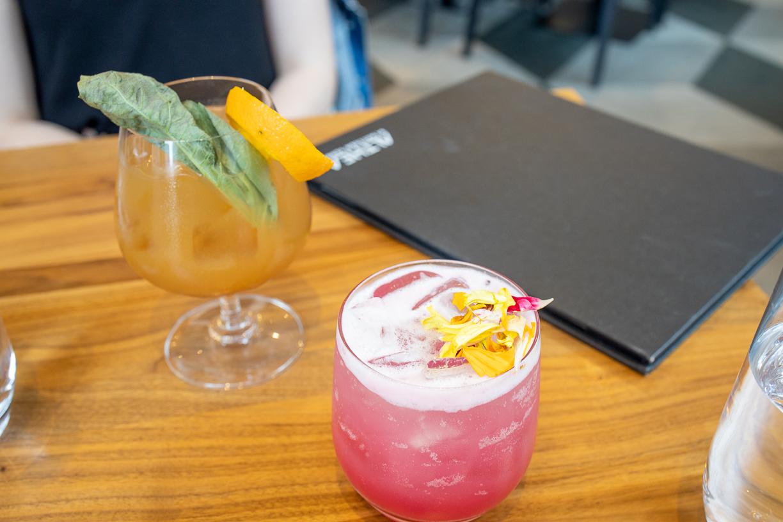 Althea vegan cocktails