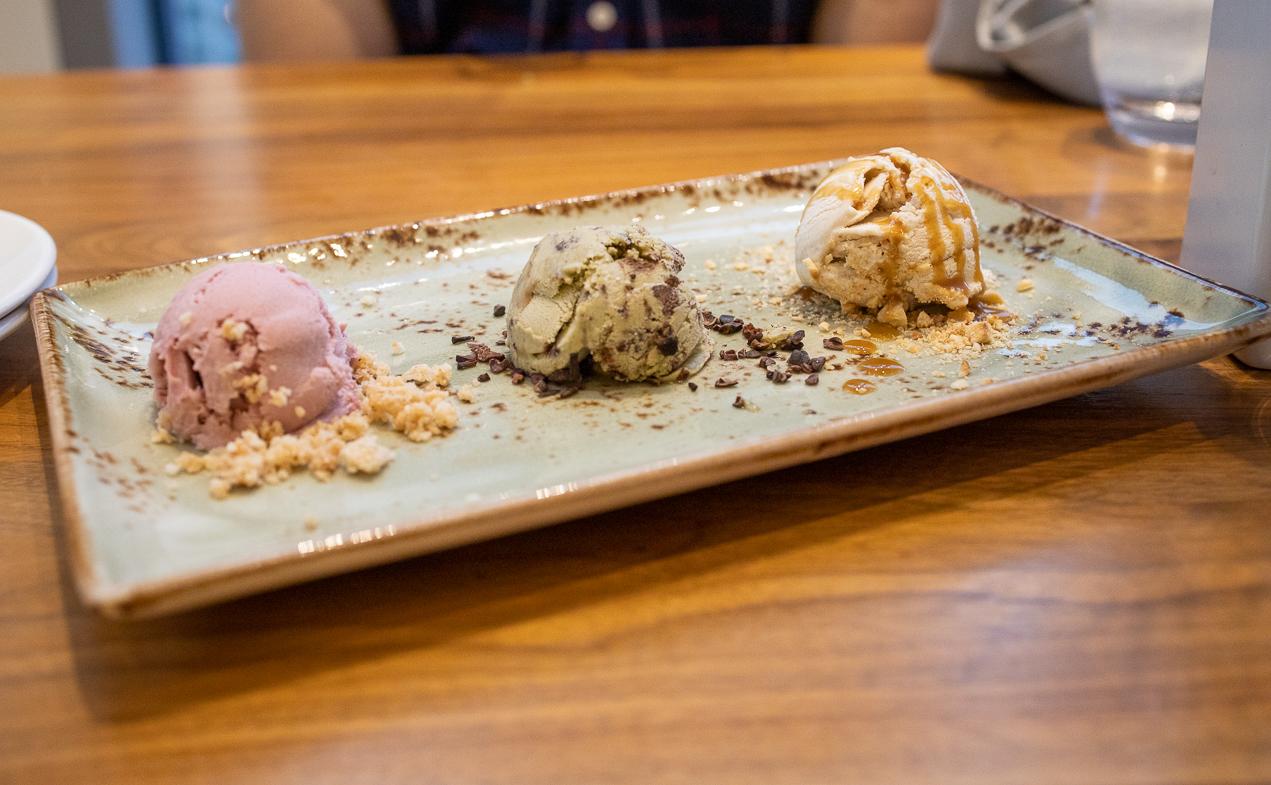 Althea vegan ice cream