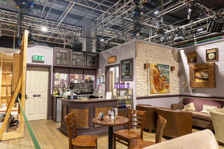 Emmerdale Cafe Studio tour
